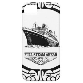 full steam ahead iPhone 5 cover