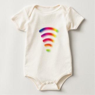 Full Strength WIFI Baby Bodysuit