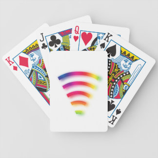 Full Strength WIFI Bicycle Playing Cards