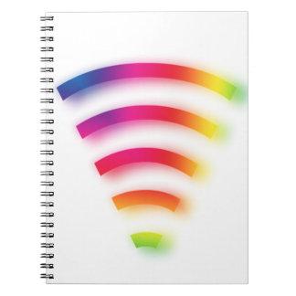 Full Strength WIFI Notebook