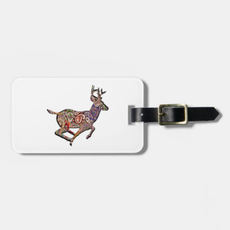 FULL THROTTLED LUGGAGE TAG