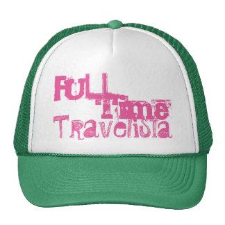 Full-Time Travelista Trucker Hat