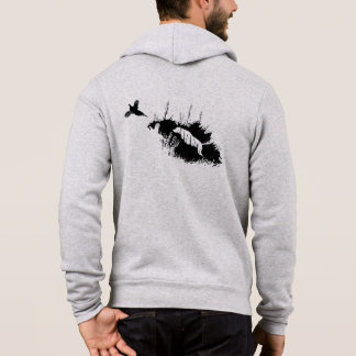 Full Zip Bird Dog Hoodie