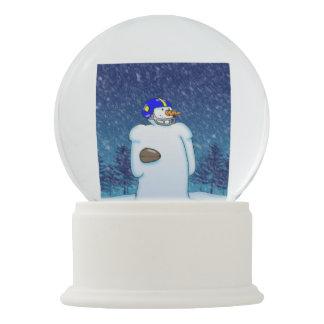 Fullback Snow Globe