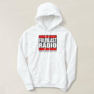 Fullblast Radio Logo Hoodie Sweatshirt
