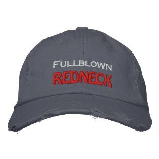 Fullblown  REDNECK Embroidered Hats