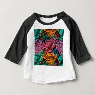 Fullcolor Palm Leaves Baby T-Shirt