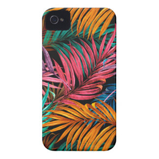 Fullcolor Palm Leaves iPhone 4 Case
