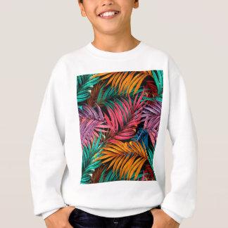 Fullcolor Palm Leaves Sweatshirt