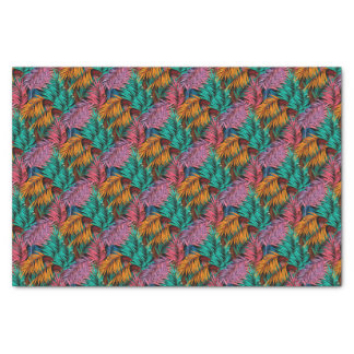 Fullcolor Palm Leaves Tissue Paper