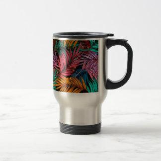 Fullcolor Palm Leaves Travel Mug