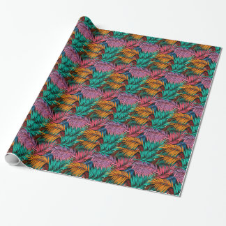 Fullcolor Palm Leaves Wrapping Paper