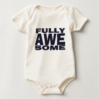 Fully Awesome Baby Baby Bodysuit