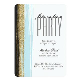 Fully Editable - Modern Elegant Party Invitation