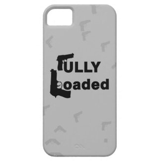 Fully Loaded Gun Case For The iPhone 5