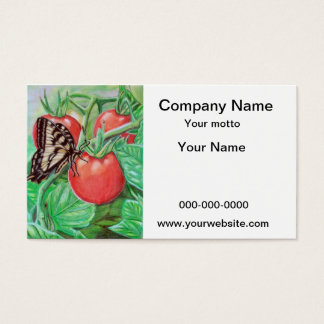 Fully Ripe Business Card