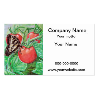 Fully Ripe Pack Of Standard Business Cards