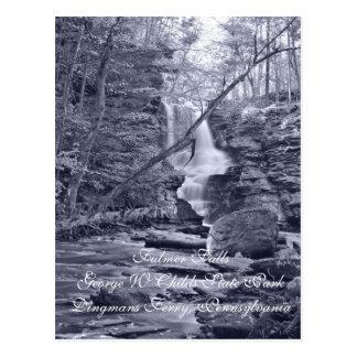 Fulmer Falls, Pennsylvania Postcard