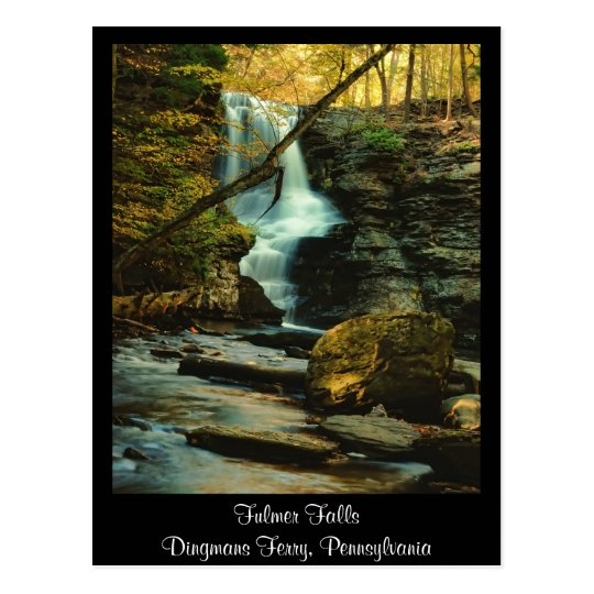 Fulmer Falls Postcard