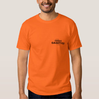 Fulton County DOC T-shirts