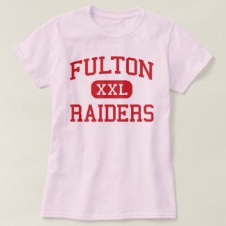 Fulton - Raiders - Junior - Fulton New York T-Shirt