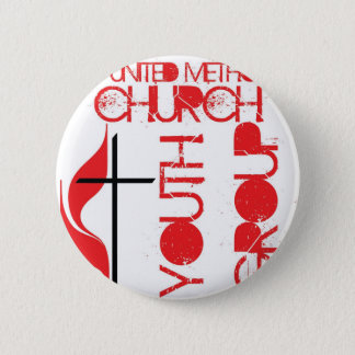 FUMC Youth 2 Inch Round Button