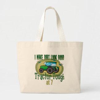 Fun 7th Birthday Gifts Jumbo Tote Bag