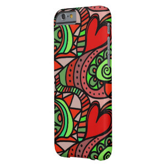 Fun Abstract Barely There iPhone 6 Case