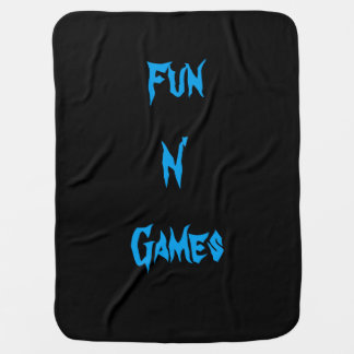 Fun and Games Blanket