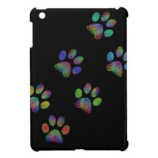 Fun animal paw prints. case for the iPad mini