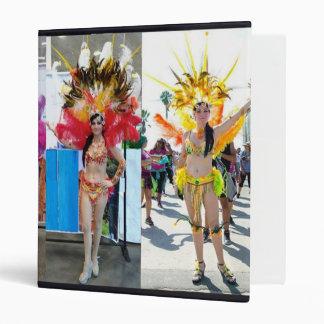 fun at school samba showgirl abnormal polite love 3 ring binder