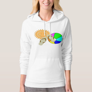 Fun at the Beach Hoodie