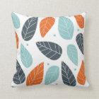 Fun Autumn Throw Pillow