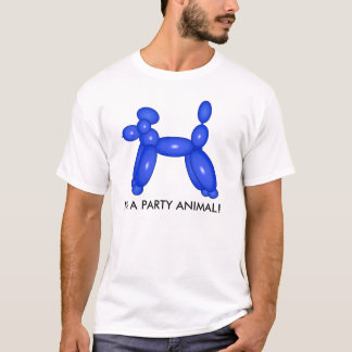 Fun Balloon Animal T-Shirt