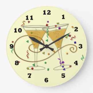 Fun Bar Clock