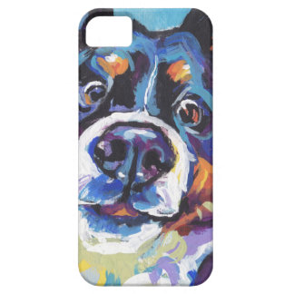 FUN Bernese Mountain Dog pop art painting Case For The iPhone 5