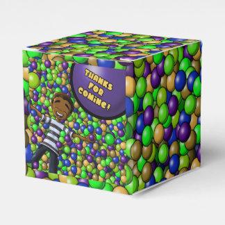 """""""Fun Birthday Favor Box Classic 2x2"""""""