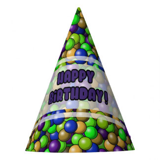 Fun Birthday Party Hat