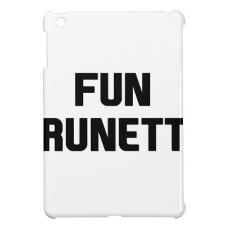Fun Brunette iPad Mini Cases