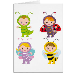 Fun Bugs Card