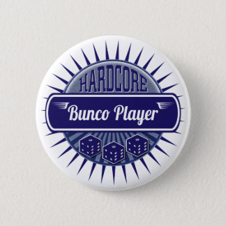 Fun Bunco Party Dice Game Night 2 Inch Round Button