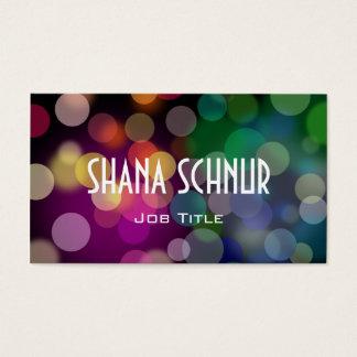 Fun Business Card