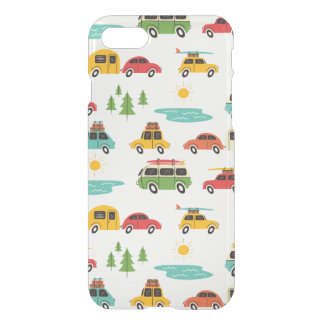 Fun Camping Summer Vacation iPhone 7 iPhone 7 Case