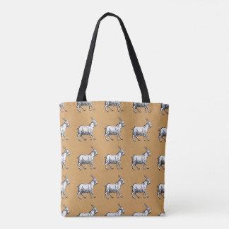 Fun Capricorn Tote Bags - Any color!