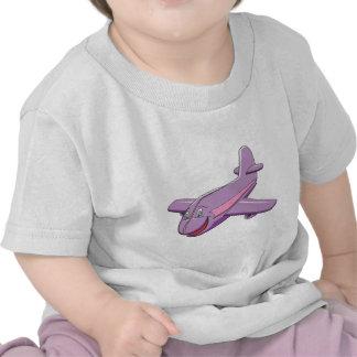 Fun Cartoon airplane Tees