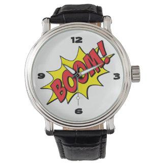 Fun Cartoon & Comic Book Boom! Watch