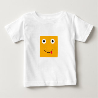 Fun Character T-Shirt For Infant: Yellow