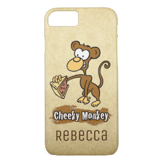 Fun Cheeky Monkey Design iPhone 8/7 Case