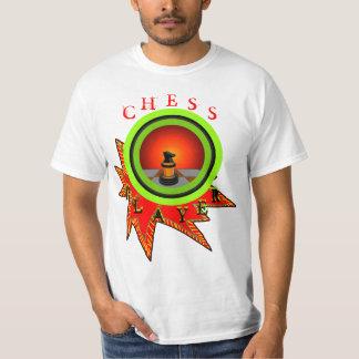 Fun Chess STEM Tshirt Geeky Gifts Colourful