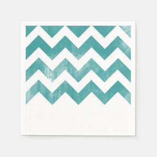 Fun Chevron Cocktail Napkins Paper Napkin